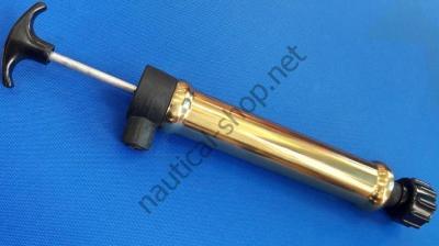 Ручной насос для замены масла из картера лодочного мотора, для откачки/перекачки бензина, воды, 15.260.00 Osculati (Италия)