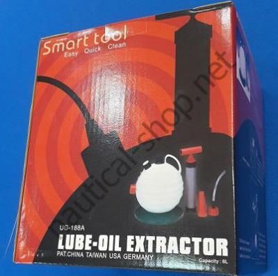 Вакуумный насос для замены масла в картере мотора, в упаковке, 16.188.00 Osculati (Италия)