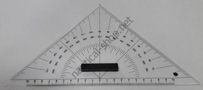 Навигационный треугольник-транспортир, 26.142.40 Osculati