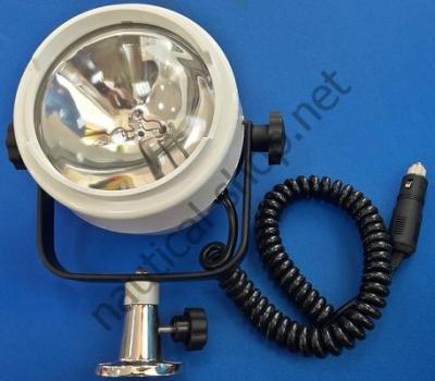 Прожектор дальнего света Night Eye с основанием для крепления на плоскости, 13.240.00