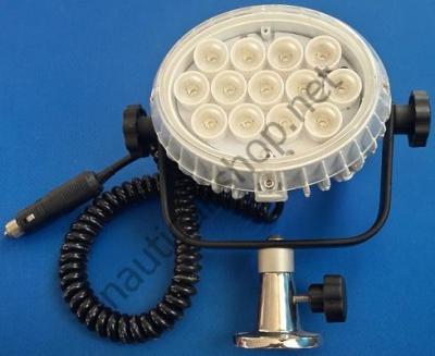 Прожектор дальнего света Night Eye на светодиодах с основанием для крепления на плоскости, 13.235.01
