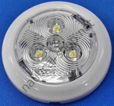 Светильник светодиодный для наружного или внутреннего освещения белый, 6320W1