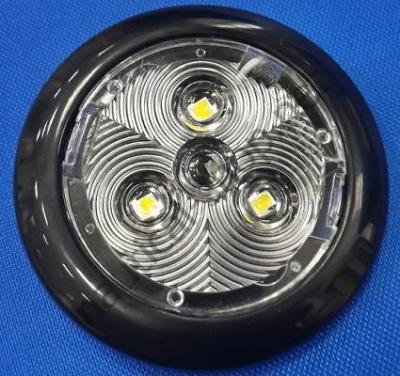 Светильник светодиодный для наружного или внутреннего освещения черный, 6320B1