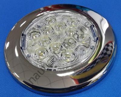 Светильник светодиодный для наружного или внутреннего освещения нержавеющий, 6340SS1
