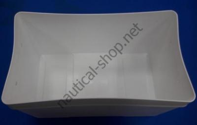 Ящик для аккумулятора до 100А из высококачественного полипропилена