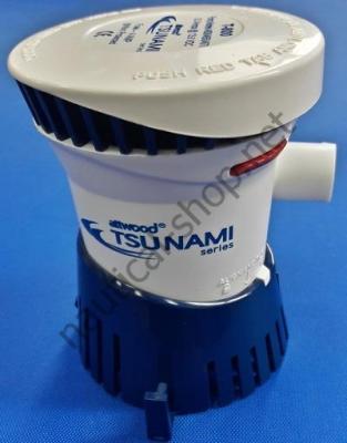 Помпа трюмная TSUNAMI T800 (55 л/мин), 4608-1