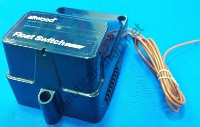 Поплавковый автоматический выключатель трюмной помпы в защитном кожухе 4201-1
