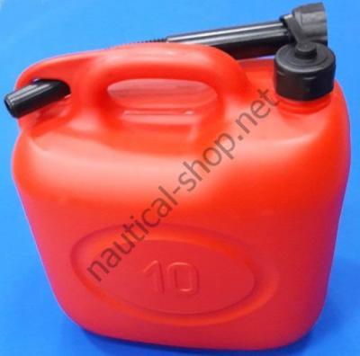 Канистра топливная из пластика ELTEX 10 л, 18.350.10