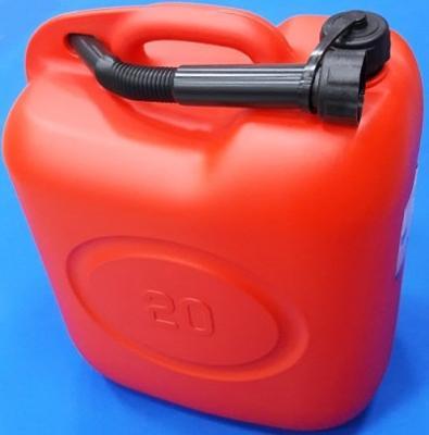 Канистра топливная из пластика ELTEX 20 л, 18.350.22