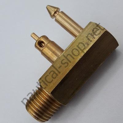 Коннектор топливный к баку Yamaha, 8897-6