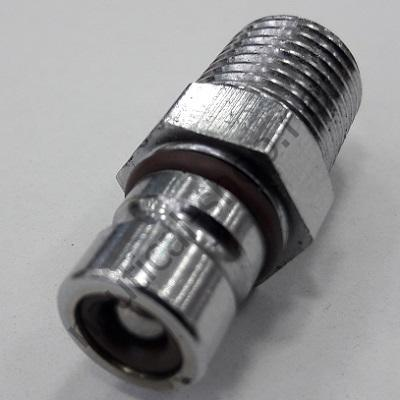 Коннектор топливный (малый) на бак Suzuki/Force, 52.392.65