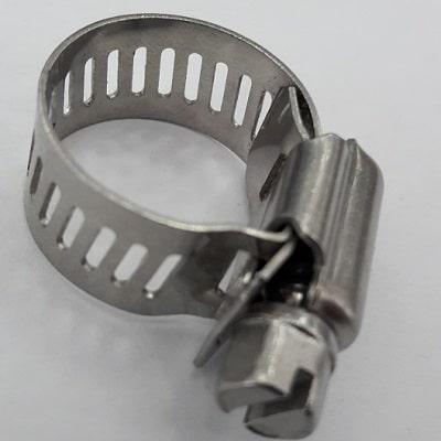 Хомут обжимной для шланга от 6 мм до 16 мм, 18.029.01