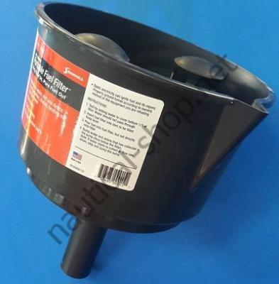 Современная лейка-сепаратор MR.FUNNEL 45 л/мин, SIF15C