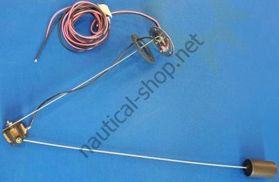 Поплавковый датчик уровня топлива 36-60 см, 91007